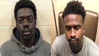 Two arrested for leading law enforcement on multi-parish chase