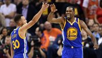 Durant, Warriors rally to beat Cavs 118-113