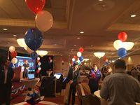 Gubernatorial candidate John Brunner hosts watch party in St. Louis
