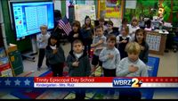 The Pledge of Allegiance: Trinity Episcopal Day School