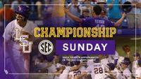 LIVE UPDATES: LSU faces Ole Miss in SEC Tournament Championship