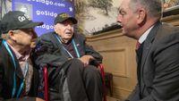 WWII vet on mission to publicize dwindling number of vets