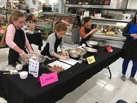 Junior chefs compete in cooking competition