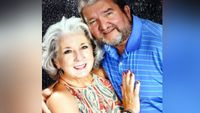 Wife of man killed in rural shooting spree thanks 'angel' that came to the rescue