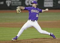 LSU LHP Nick Bush first Tiger selected in MLB draft; six total Tigers drafted