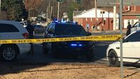 Officer shot in arm, suspect killed in Georgia traffic stop