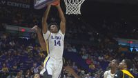 LSU snaps two-game skid, knocks off Grambling 78-57