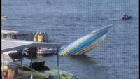 Boat crash in Lake of the Ozarks leaves man seriously injured