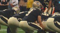 NFC South showdown: Saints defeat Panthers 31-21