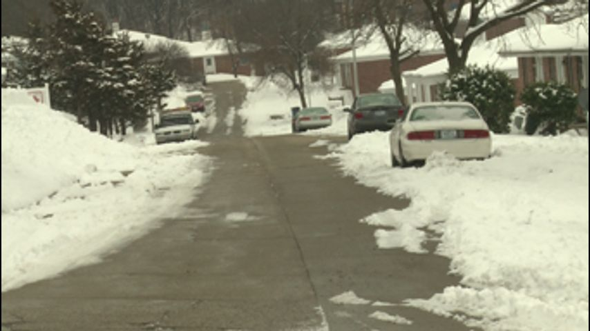 Less than half of property owners always clear their sidewalks of snow and ice, according to the Office of Neighborhood Services.