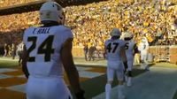Missouri wallops Tennessee in Dooley's homecoming