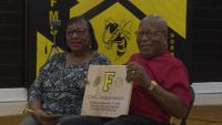 Fulton Middle School dedicates gym to Carl E. Lee