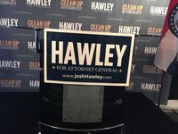 Hawley wins heated Republican attorney general primary race