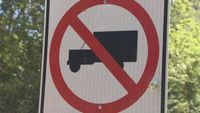 Residents furious about trucks disobeying rules of the road