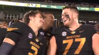 Missouri offense locked and loaded