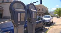 Keep carrying coins for downtown parking, no change planned yet