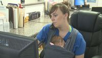 Randolph County pilot program lets parents bring babies to work