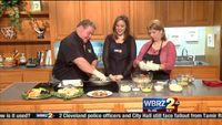 Chef of the Month: Bayou Bistro's Grand Isle Seafood Cakes