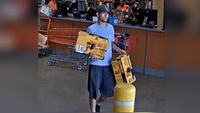 Man steals more than $500 in drills from local Home Depot