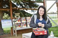 Teen featured on Lucky Charms box to promote mental health care