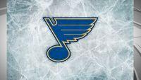 Blues allow late goal, lose to Predators again