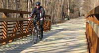 Three MKT Trail bridges reopen sooner than expected