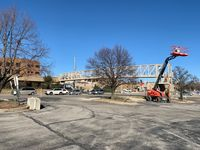 Demolition will close parts of Missouri Boulevard