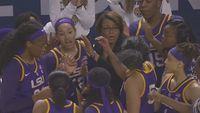 LSU Women's Basketball bounced out of SEC Tournament