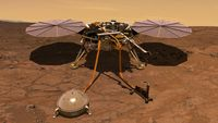 InSight has Landed on Mars & Preparing to Begin Research