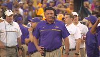 Coach Orgeron ready for return to Ole Miss