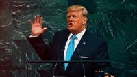 Trump emphasizes US accomplishments in UN speech