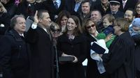 Eric Greitens sworn in as Missouri's 56th Governor