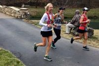 Story image: Columbia woman goes the distance in ultramarathons