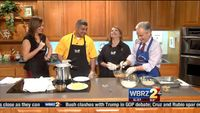 Chef of the Month: Louisiana Bayou Bistro's Coconut Shrimp