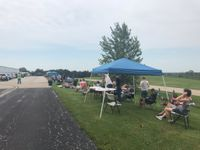 Rain stops moments before total solar eclipse in Boonville