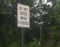 Multiple roads closed across mid-Missouri due to flooding