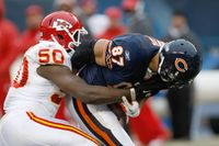Chiefs fall to the Bears 20-27; former Mizzou QB shines in victory