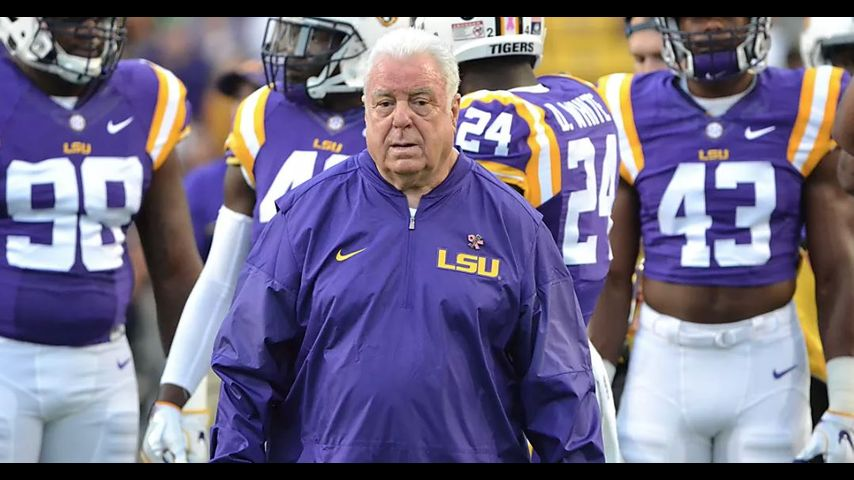 Pete Jenkins: 'Three things have affected people's image of what's going on at LSU'