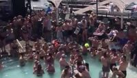 A positive COVID-19 case from out of the area visited the Lake of the Ozarks pool bars on Memorial Day Weekend