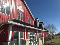 Story image: Budweiser Clydesdale farm in Boonville hosts holiday tours