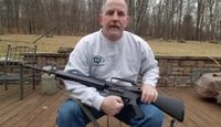 Video of man destroying his AR-15 goes viral