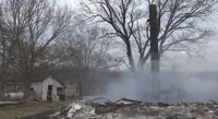 Story image: Woman dies in Miller County house fire