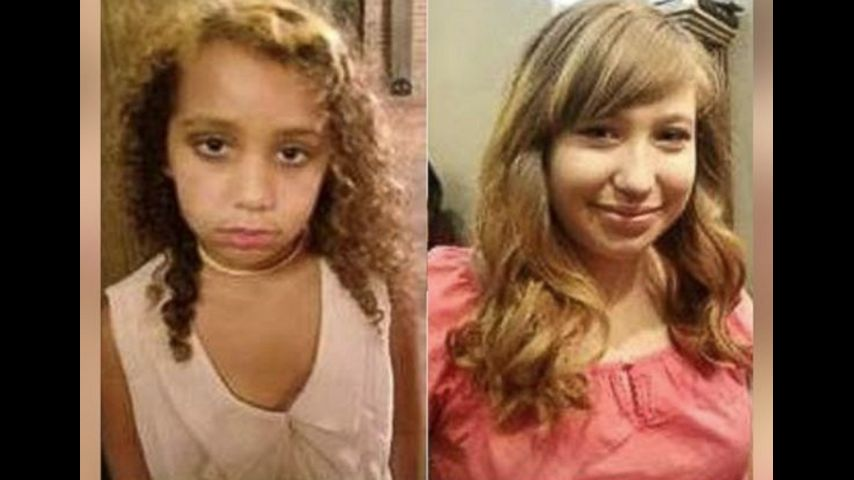 amber alert issued for missing texas teens police seeking 44 year old suspect