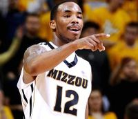 Missouri Shoots 14 Three Pointers In Win Against Baylor