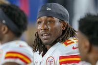 Kansas City Chiefs cut star running back Kareem Hunt after video shows alleged assault