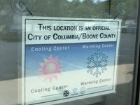 Beat the heat with Columbia's cooling centers