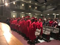 Adult learners defying odds by receiving diplomas