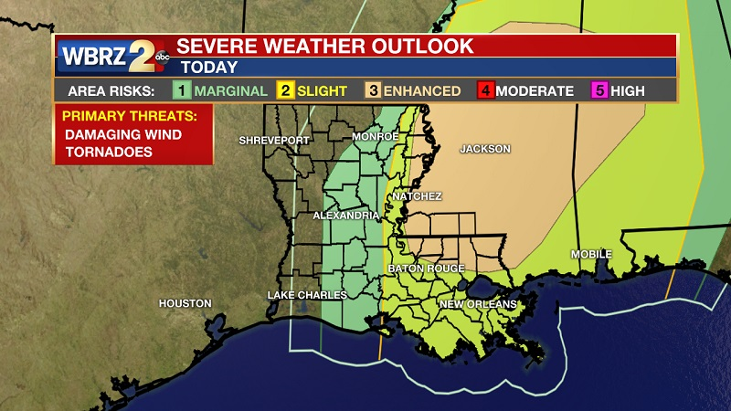 Significant severe weather threat for Louisiana, Mississippi ... on lightning maps, harris county maps, climate change maps, jet stream forecast maps, traveling maps, sports maps, severe weather history maps, air pollution maps, wind forecast maps, temperature forecast maps, el nino forecast maps, winter forecast maps,