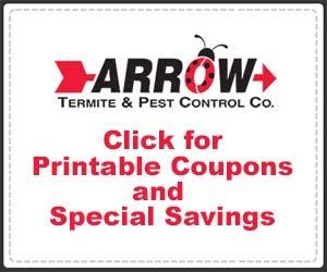 Arrow Termite Pest Control Co Coupon