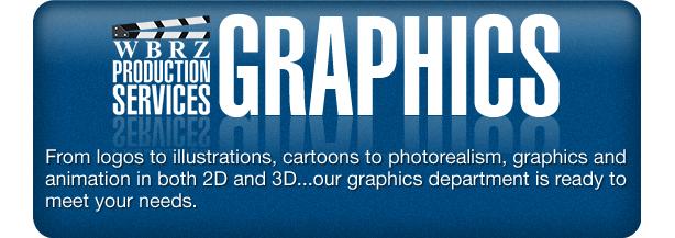 WBRZ Production Services Graphics